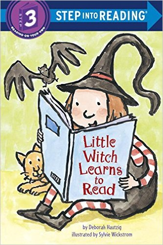 STEP 3 - Little Witch Learns to Read