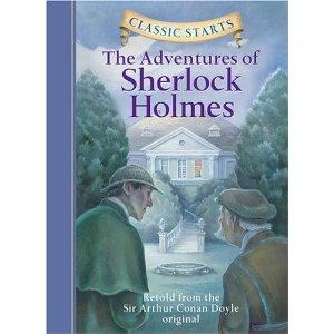 Classic Starts-The Adventures of Sherlock Holmes