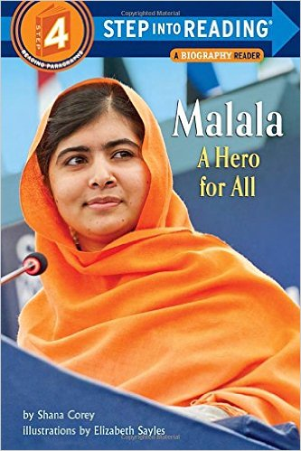 STEP 4 - Malala: A Hero for All