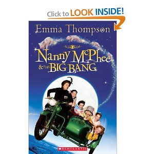 Scholastic Popcorn 3: Nanny McPhee & the Big Bang