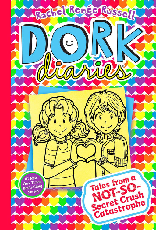 Dork Diaries #12 :Tales from a Not-So-Secret Crush Catastrophe