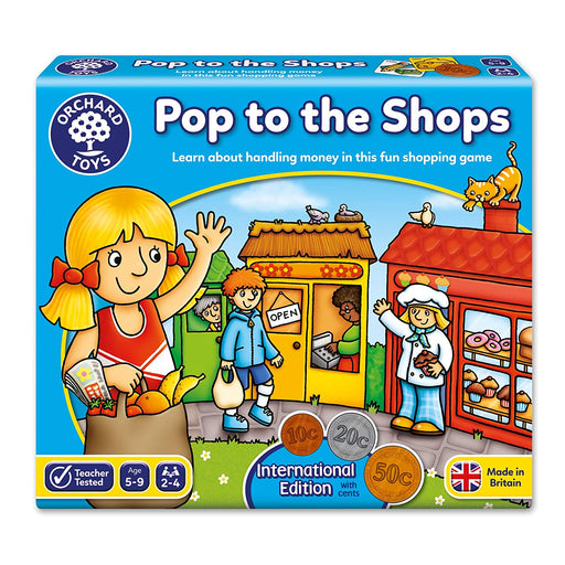 Orchard Toys - Pop to the Shops