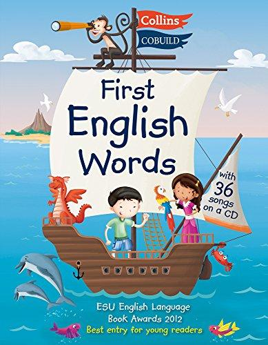 First English Words (With CD)