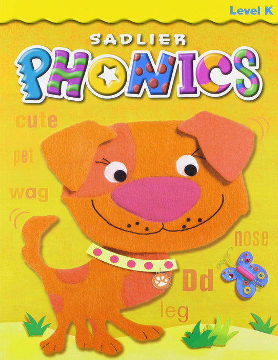 Sadlier Phonics Level K 2009 Student Edition
