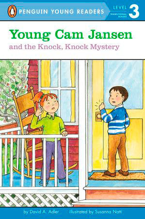 Penguin Young Readers 3 - Young Cam Jansen and the Knock, Knock Mystery