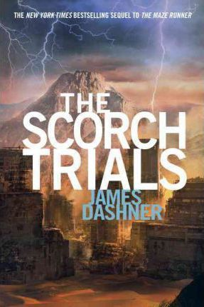 Maze Runner #02 - The Scorch Trial