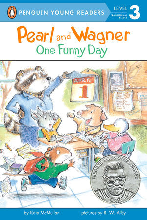 Penguin Young Readers 3 - Pearl and Wagner: One Funny Day