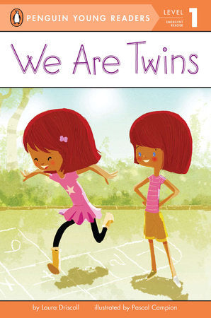 Penguin Young Readers 1 - We Are Twins