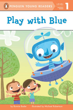 Penguin Young Readers 1 - Play with Blue