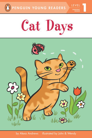 Penguin Young Readers 1 - Cat Days