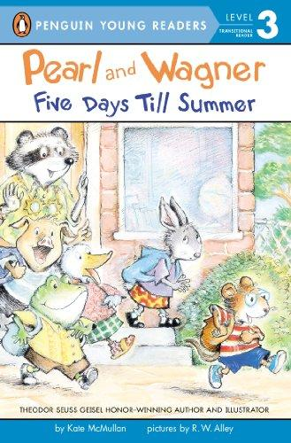 Penguin Young Readers 3 - Pearl and Wagner: Five Days Till Summer