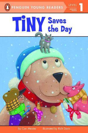 Penguin Young Readers 1 - Tiny Saves the Day