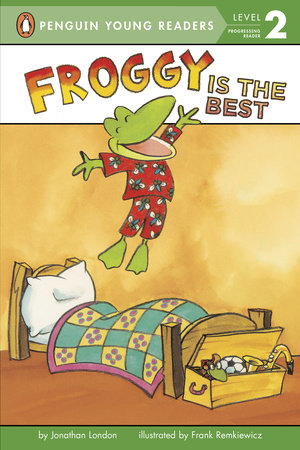 Penguin Young Readers 2 - Froggy Is the Best