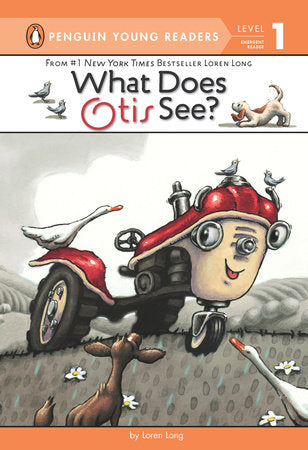 Penguin Young Readers 1 - What Does Otis See?