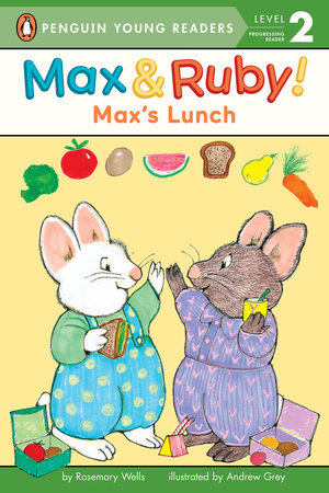 Penguin Young Readers 2 - Max's Lunch