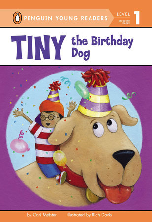 Penguin Young Readers 1 - Tiny the Birthday Dog