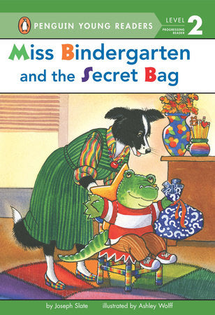 Penguin Young Readers 2 - Miss Bindergarten and the Secret Bag
