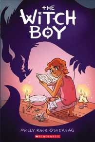 The Witch Boy GN
