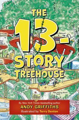 Treehouse Books #01 - The 13-Story Treehouse