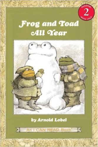 ICR 2 - Frog and Toad All Year