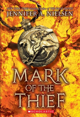 Mark of the Thief #01 - Mark of the Thief