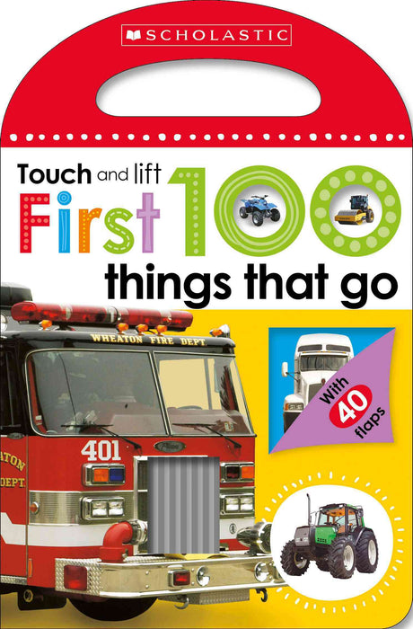 Touch and Lift - First 100 Things That Go