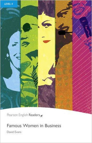 PER L4: Famous Women in Business    (Pearson English Graded Readers)