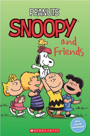 Scholastic Popcorn 2: Peanuts: Snoopy and Friends