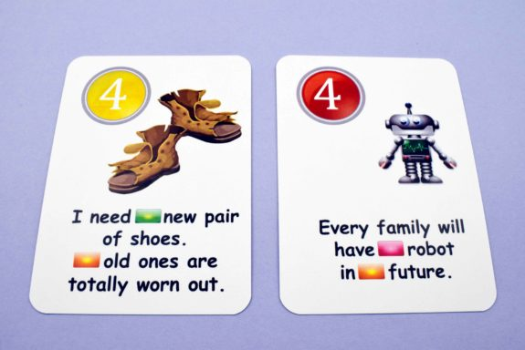 Creativo Fun Cards - Articles