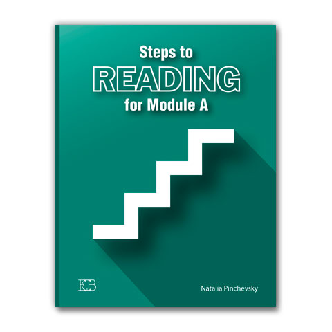 ECB:     Steps To Reading for Module A
