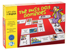 ELI Games - The Busy Day Dominoes
