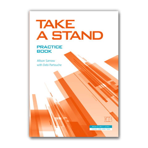 ECB: Take A Stand PB  (Practice Book )