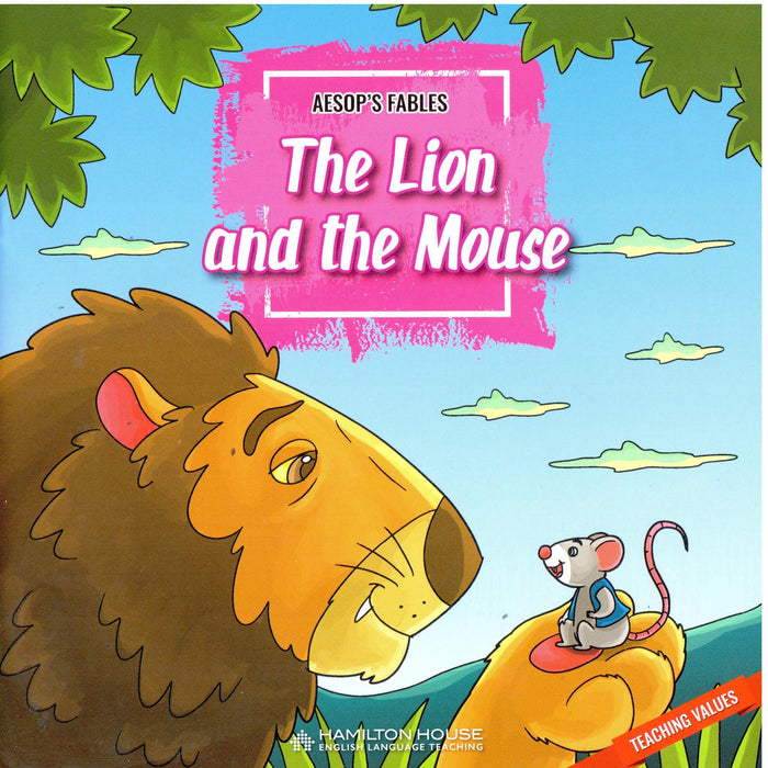The Lion and the Mouse Coloring Page – 10 Minutes of Quality Time | 700x700
