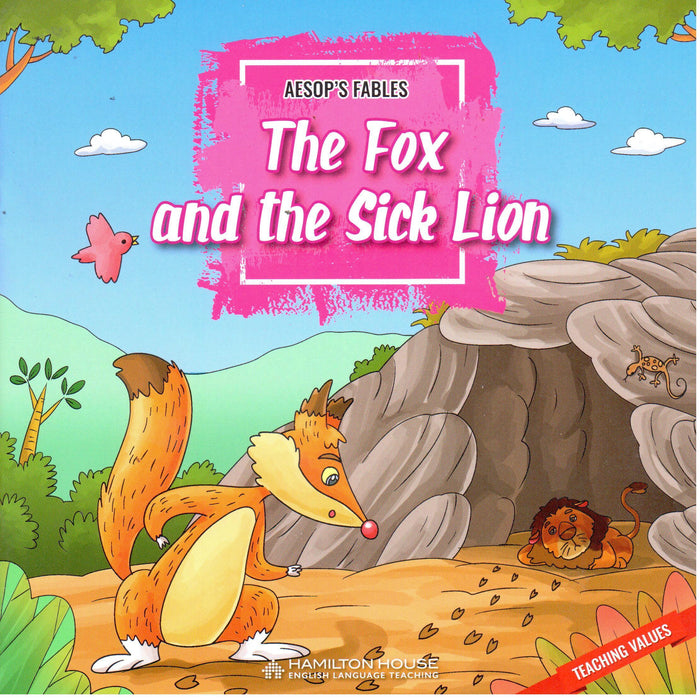 Hamilton Fable - The Fox & the Sick Lion