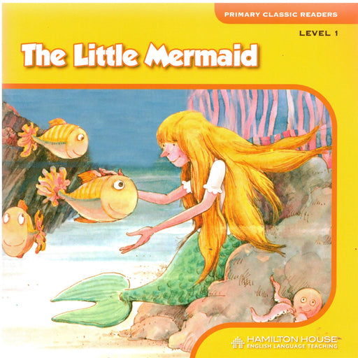 Hamilton Reader 1 - Little Mermaid