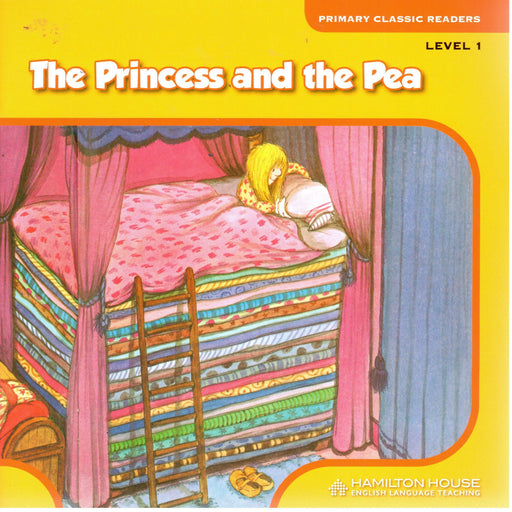 Hamilton Reader 1 - Princess & the Pea