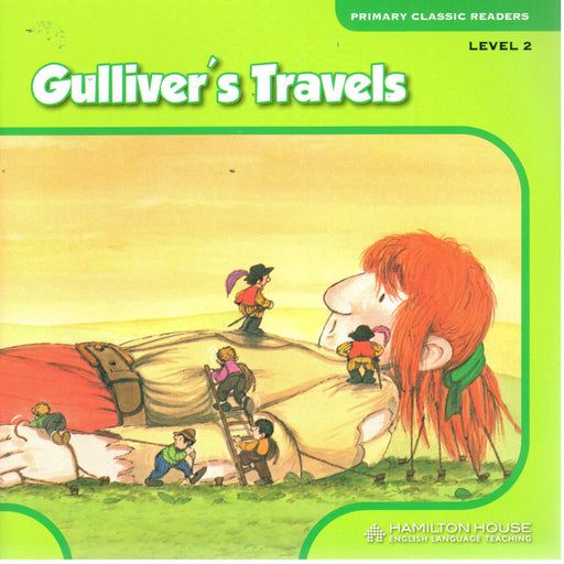 Hamilton Reader 2 - Gulliver's Travels