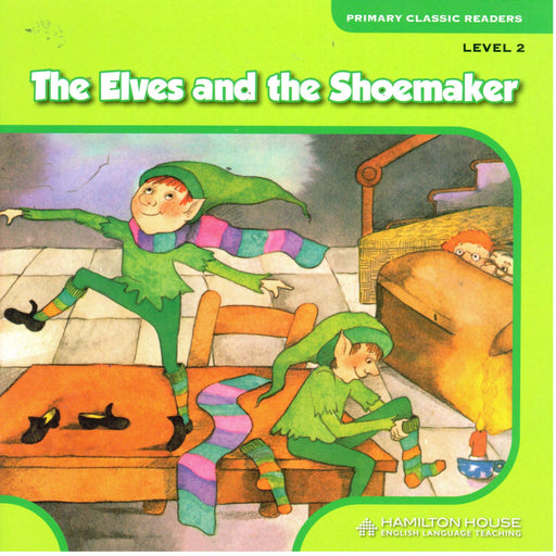 Hamilton Reader 2 - Elves & the Shoemaker