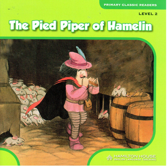 Hamilton Reader 2 - Pied Piper of Hamelin