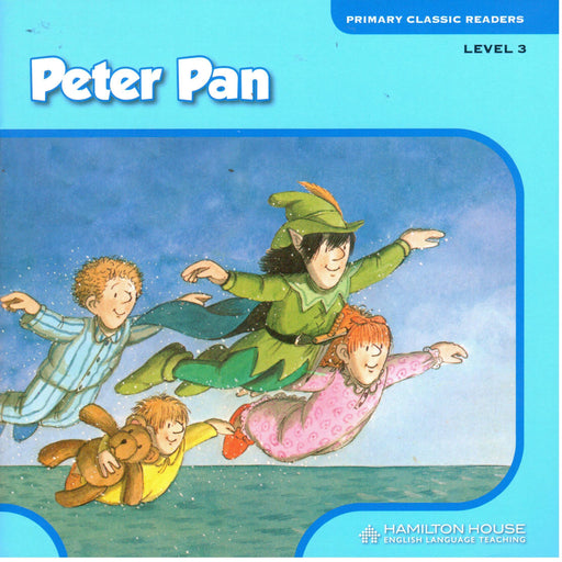 Hamilton Reader 3 - Peter Pan