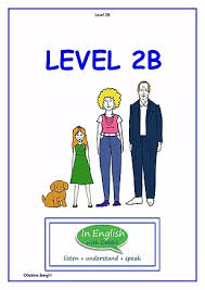 In English with Debbie - Level 2B Workbook