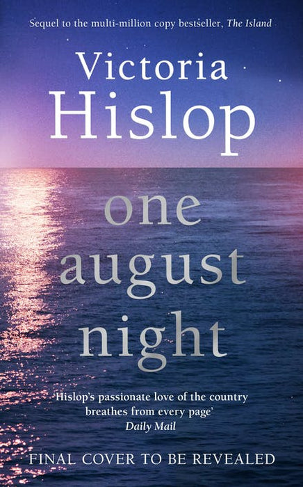 One August Night  - COMING OCTOBER 2010