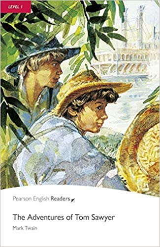 PER L1: Adventures of Tom Sawyer   ( Pearson English Readers )