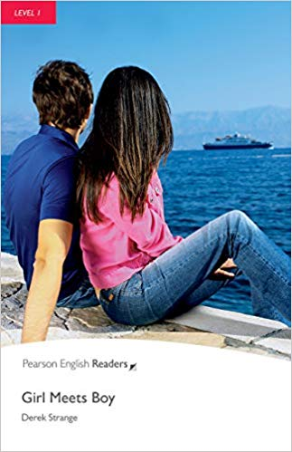 PER L1: Girl Meets Boy  ( Pearson English Graded Readers )