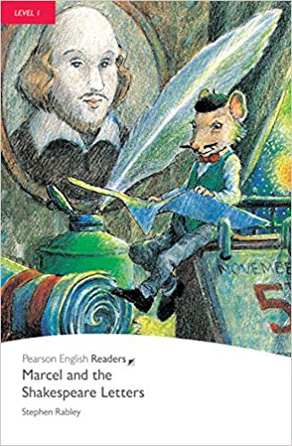PER L1: Marcel Shakespeare Letters ( Pearson English Graded Readers )