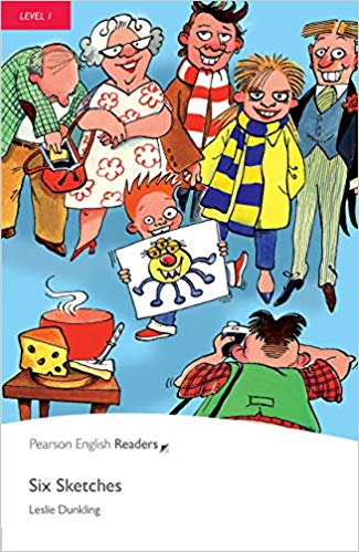 PER L1: Six Sketches  ( Pearson English Graded Readers )