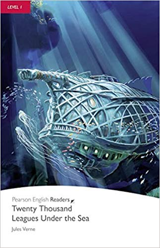 PER L1:  20,000 Leagues Under the Sea  (Pearson English Readers)