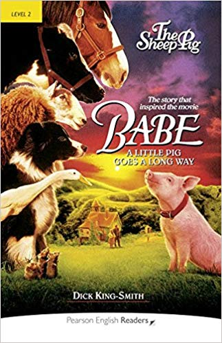 PER L2: Babe - The Sheep-Pig     ( Pearson English Graded Readers )