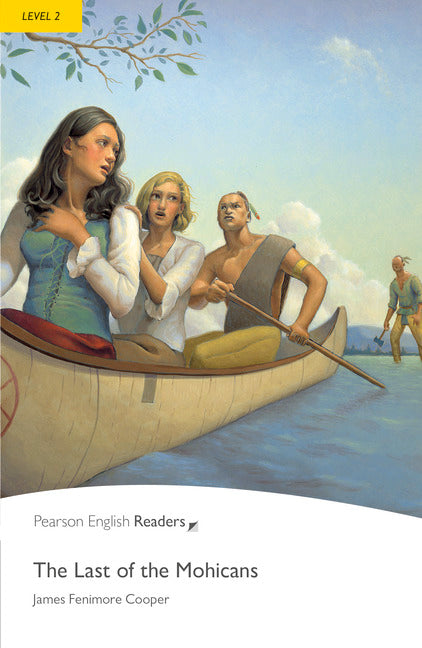 PER L2:  Last of the Mohicans, The   ( Pearson English Graded Readers )