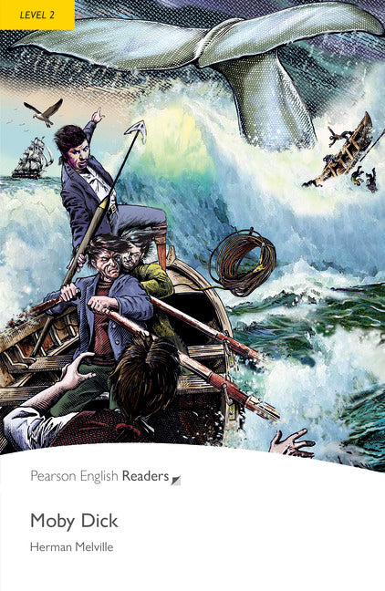 PER L2: Moby Dick   ( Pearson English Graded Readers )